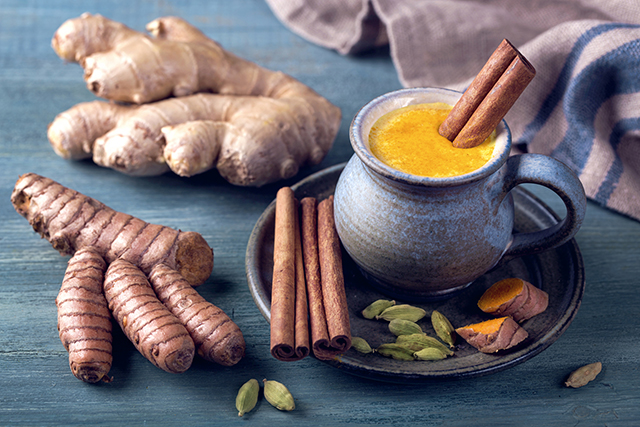 Add turmeric to your morning smoothie.jpg