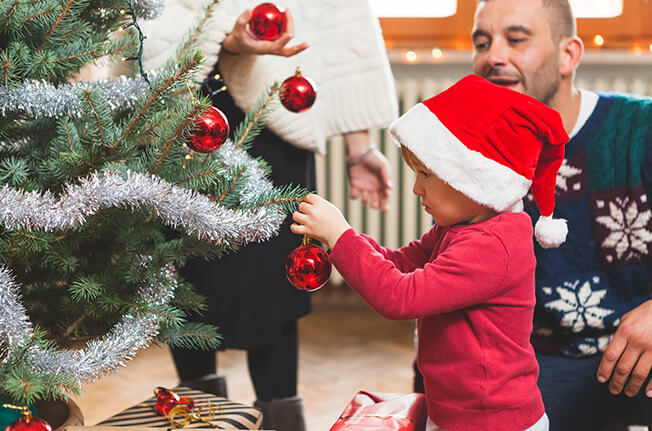 Don't let Christmas derail your good habits