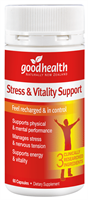 Stress & Vitality Support