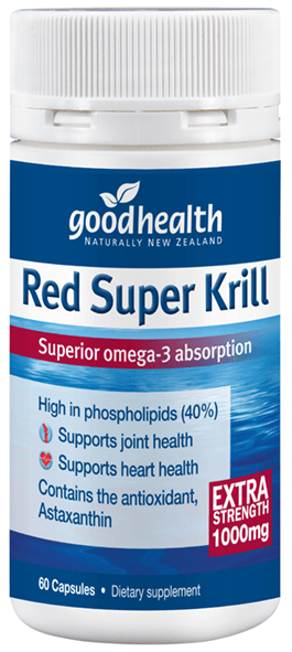 Red Super Krill 1000mg