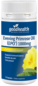 Evening Primrose Oil (EPO) 1000mg