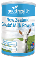 New Zealand Goats' Milk Powder