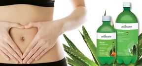 Healthier and happier with Aloe Max