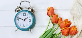 Daylight saving time is here! How to transition seamlessly.