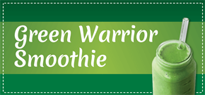 Green Warrior Smoothie