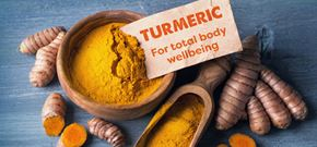 Total Wellbeing with Turmeric: