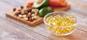Benefits of nutritional oils