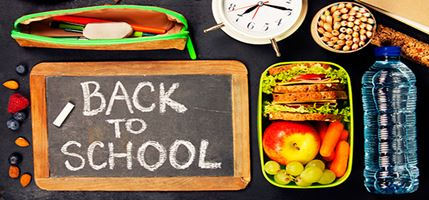 Essential nutrients for school aged kids