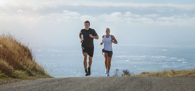 Richie and Gemma McCaw team up with Good Health