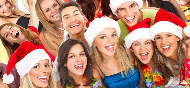 Season's Greetings! 5 Tips to remember names at this year's Christmas party