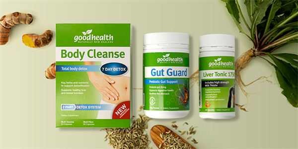 The Good Health Good Gut Guide