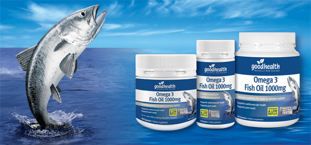 Immediate benefits of omega 3 fish oil good health for Advantages of fish oil
