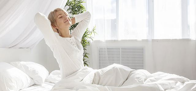 The Health Benefits of a Better Night's Sleep